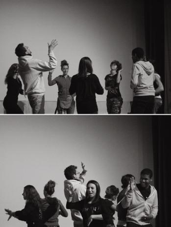 Backstage - prove alla Piccola Casa #2