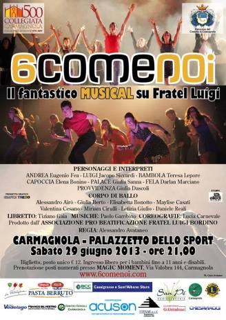 6comeNoi a Carmagnola