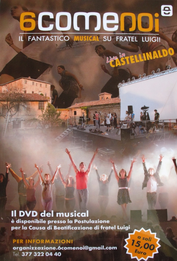 6comeNoi in DVD!